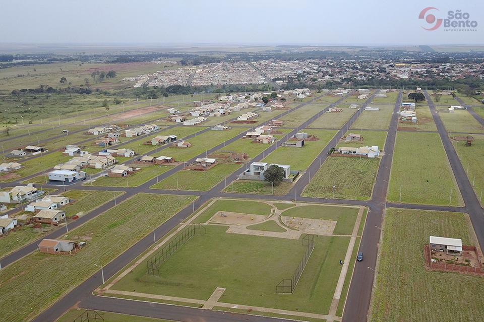 Aérea Praça