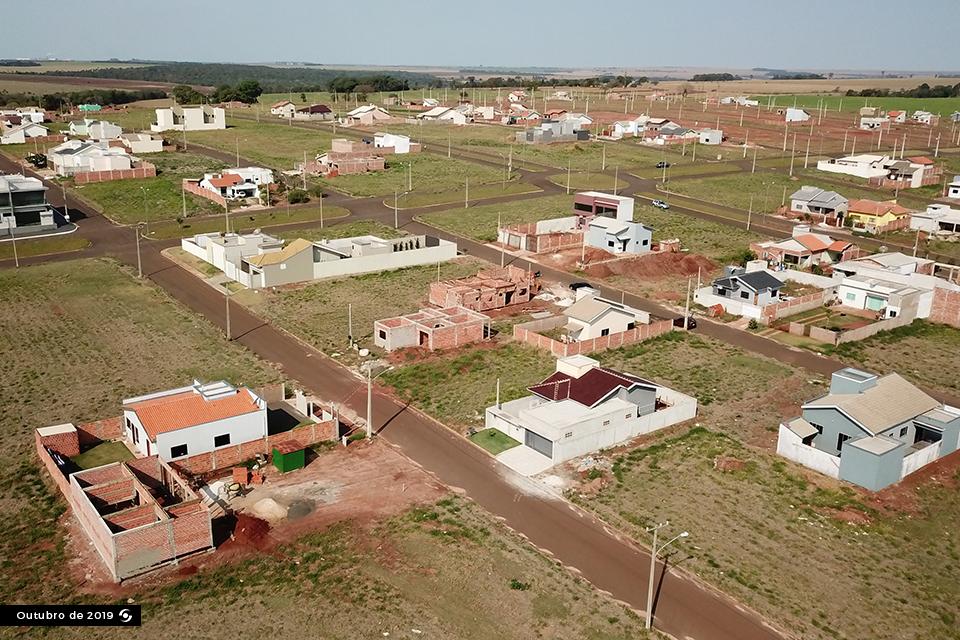Aérea Avenida Casas