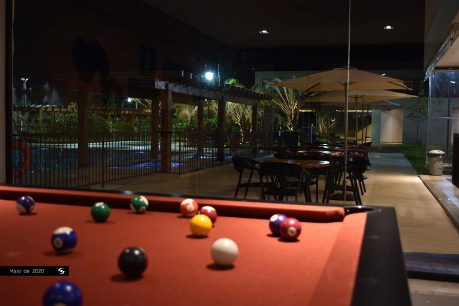 Sala de Jogos Adultos Noite