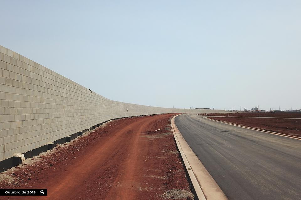 Obras Asfalto Muro