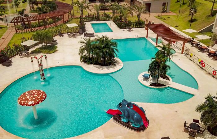 Morar em um condomínio com piscina vale muito a pena! Conheça alguns benefícios!